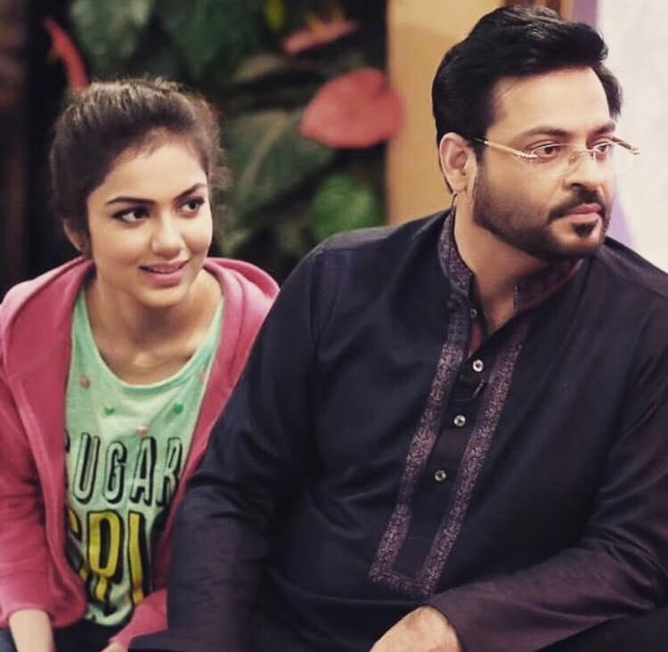 Aamir Liaquat's Second Wife Praises His Cooking Skills