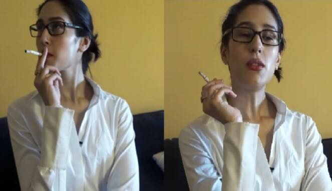 Celebrities Who Smoke