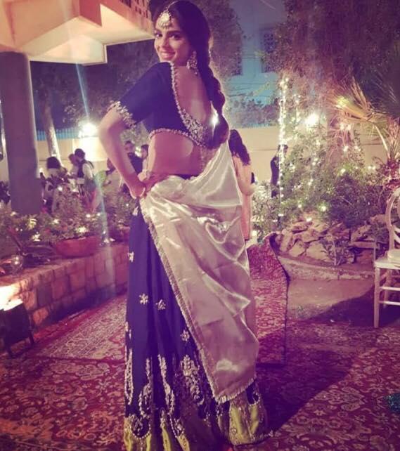 Sanam Saeed Dances At Zoe Viccaji's Mehndi