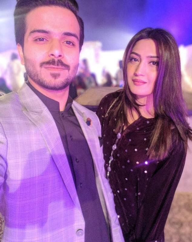 Beenish Raja Attends A Wedding In Style
