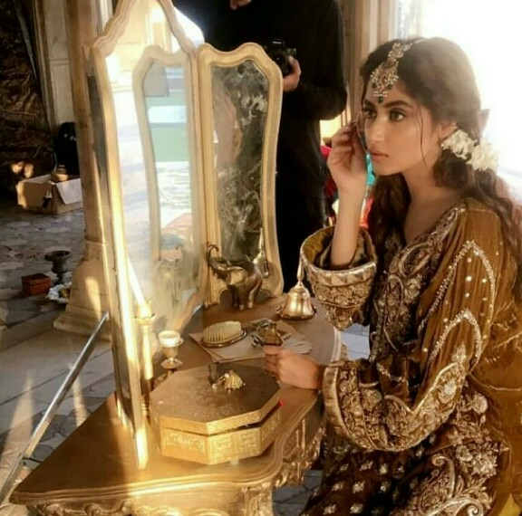 Sajal Aly Looks Ethereal In Her Latest Shoot