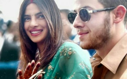 Nick Jonas And Priyanka Chopra Spotted At The Airport
