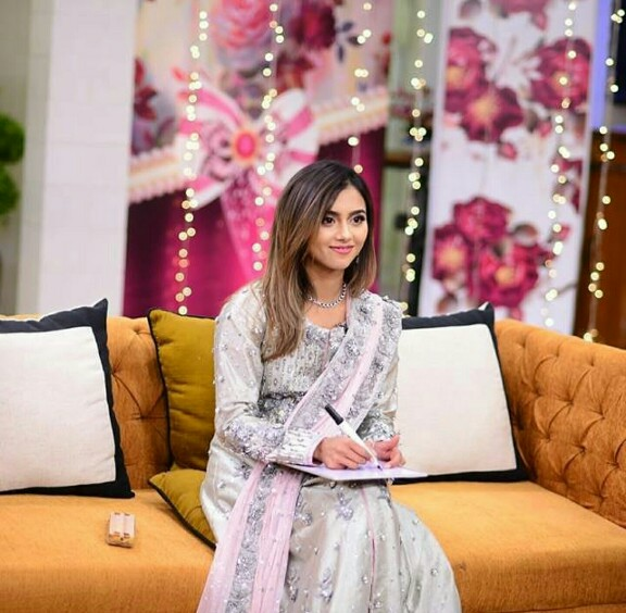 Zaid Ali And Yumna Zaid In Good Morning Pakistan