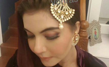 Nida Yasir Stuns At Aineeb Wedding