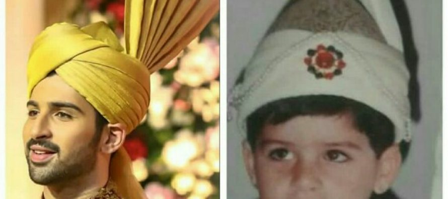 Muneeb Butt's Throw Back Picture Leaves Everyone In Awe