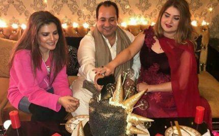 RFAK Celebrates Birthday With Wife And Resham