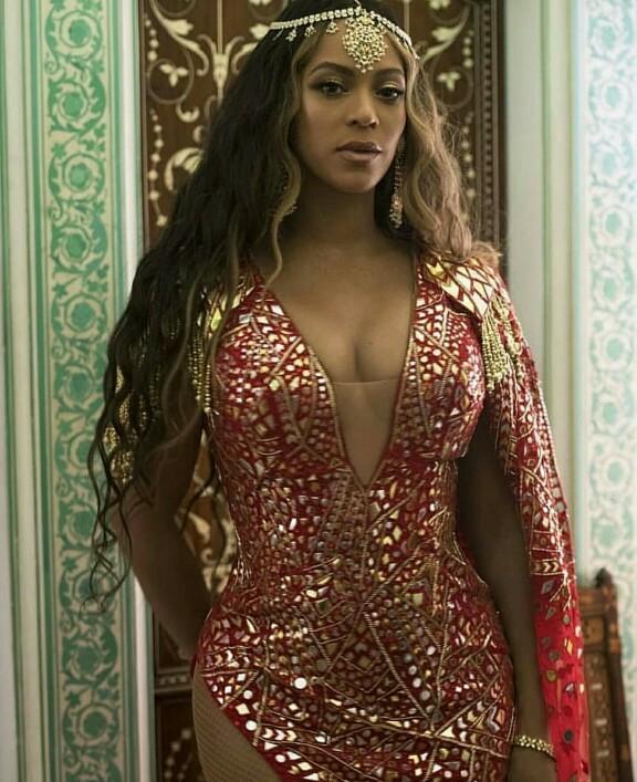 Beyonce Performs At The Ambani Wedding