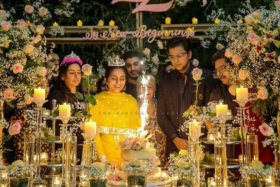 Malik Riaz's Grandson's Grand Wedding