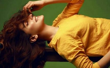 Saba Qamar's Shoot For A Magazine