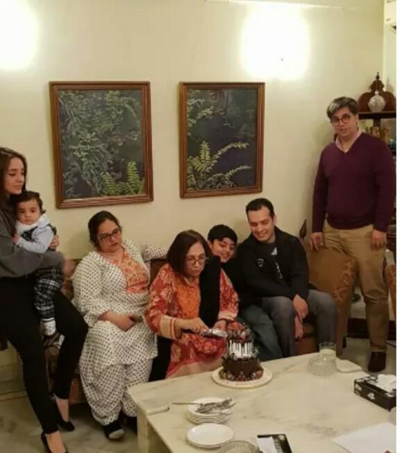 Juggan Kazim Celebrates Her Birthday