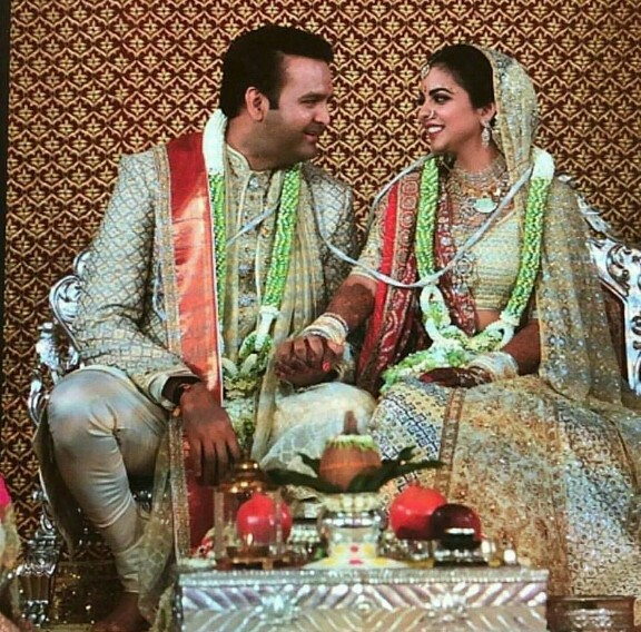 Isha Ambani's Big Fat Wedding