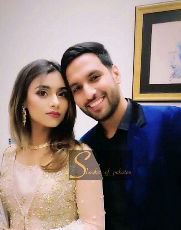 Zaid Ali And Wife Having A Good Time In Pakistan