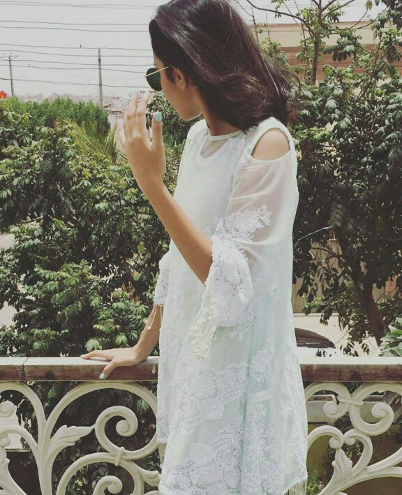 Nida Yasir's Daughter Sila's Latest Pictures