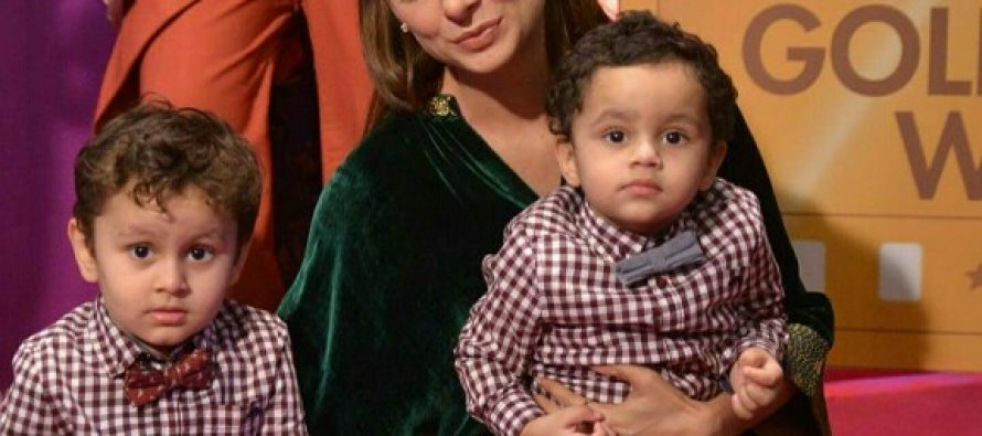 Sarwat Gilani's Super Cute Family