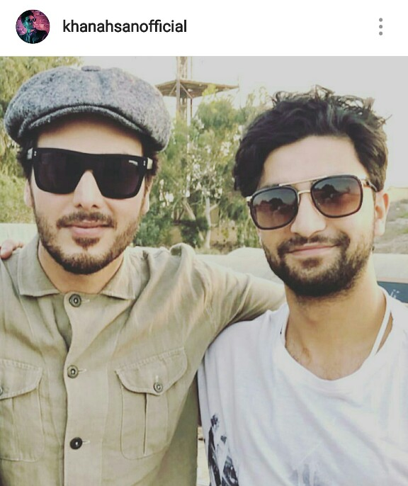 Aangan Boys Are All Praise For Each Other