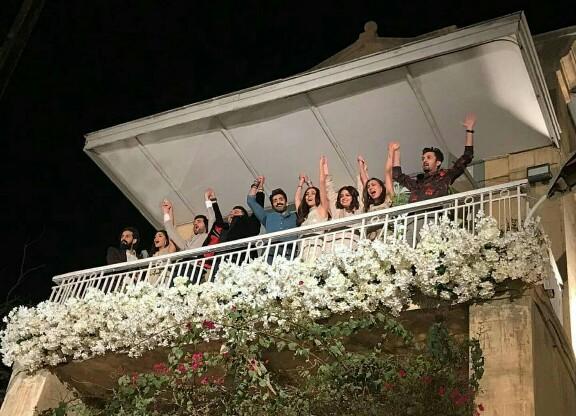 Paray Hut Love Wrap Up Party-A Star Studded Affair