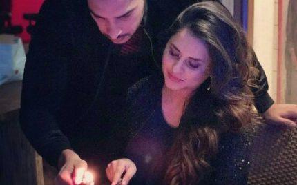 Fatima Effendi Celebrated Birthday With Her Boys