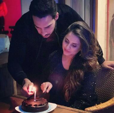 Fatima Effendi Celebrated Birthday With Her Boys