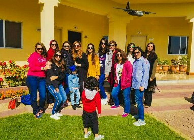 Ayeza Khan Attends Playdate With Hoorain And Her Classmates