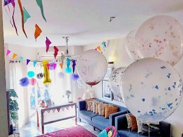 Hira Tareen And Ali Safina Celebrate Daughter's 1st Birthday