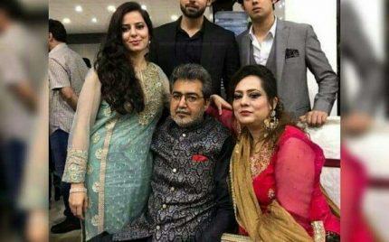 Bilal Abbas Khan-Family Pictures