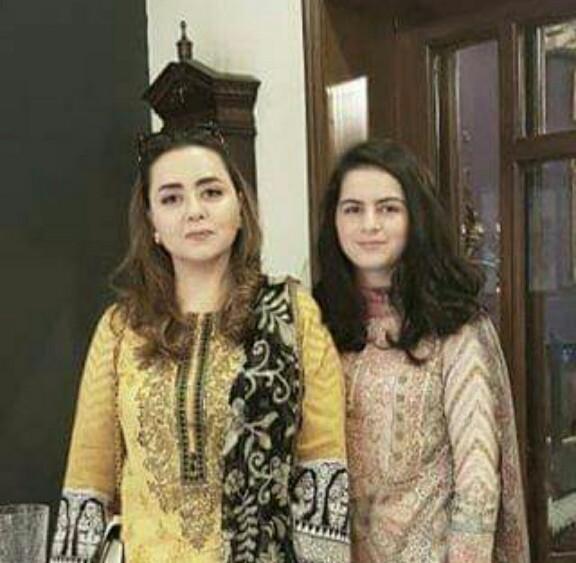 Maria B And Her Beautiful Daughter