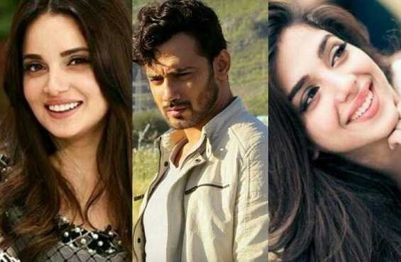 Armeena, Zahid And Sonya To Star In Upcoming Project