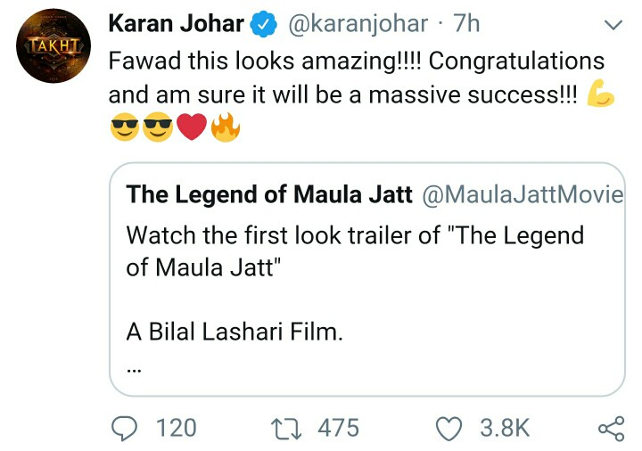 Indian Directors Are Loving Maula Jatt Too
