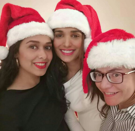 Celebrities Went All Out For Christmas Wishes