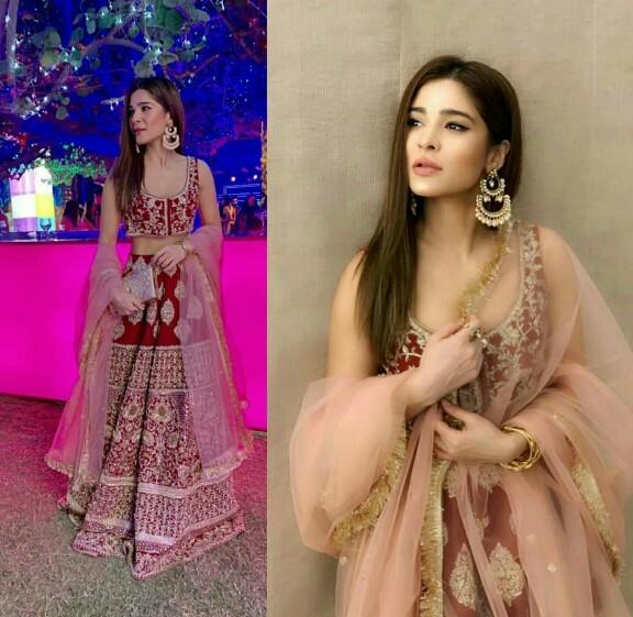 Ayesha Omar Stuns At A Wedding