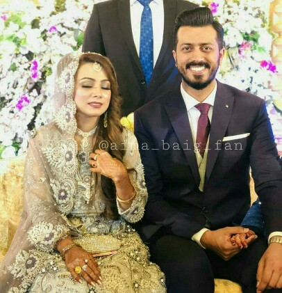 Aim Baig's Sister's Walima-Pictures