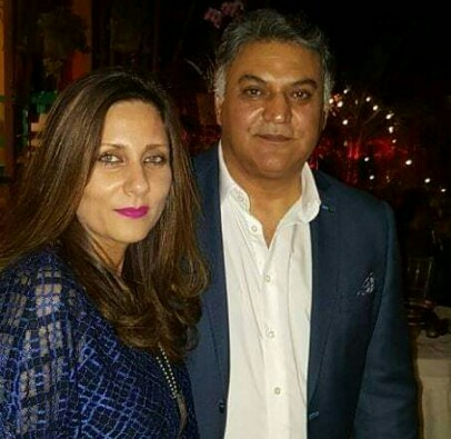 Asif Raza Mir And Wife Celebrate 27 Years Together