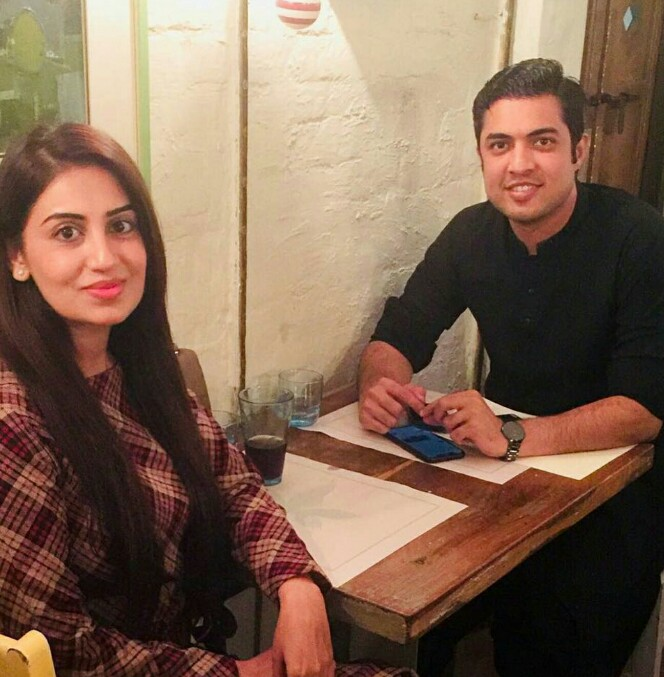 Iqrar ul Hassan's Second Wife Celebrates Her Birthday