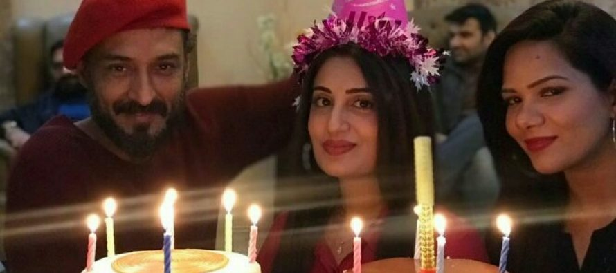 Iqrar ul Hassan's Second Wife Celebrates Her Birthday