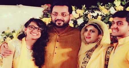 Aamir Liaquat Tells Why First Family Did Not Accept Second Marriage