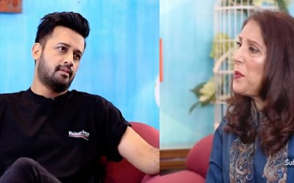 """You Have To Die To Become A Legend In This Country"" – Atif Aslam"