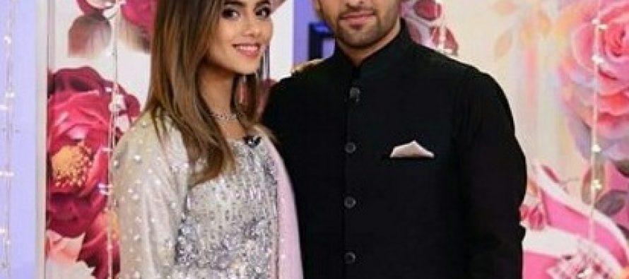 Zaid Ali And Yumna Zaid In Good Morning Pakistan