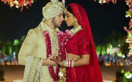 Nick Jonas And Priyanka Chopra's Desi Wedding Ceremony-Pictures