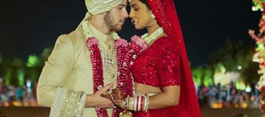 Nick Jonas And Priyanka Chopra's Desi Wedding Ceremony-Pictures