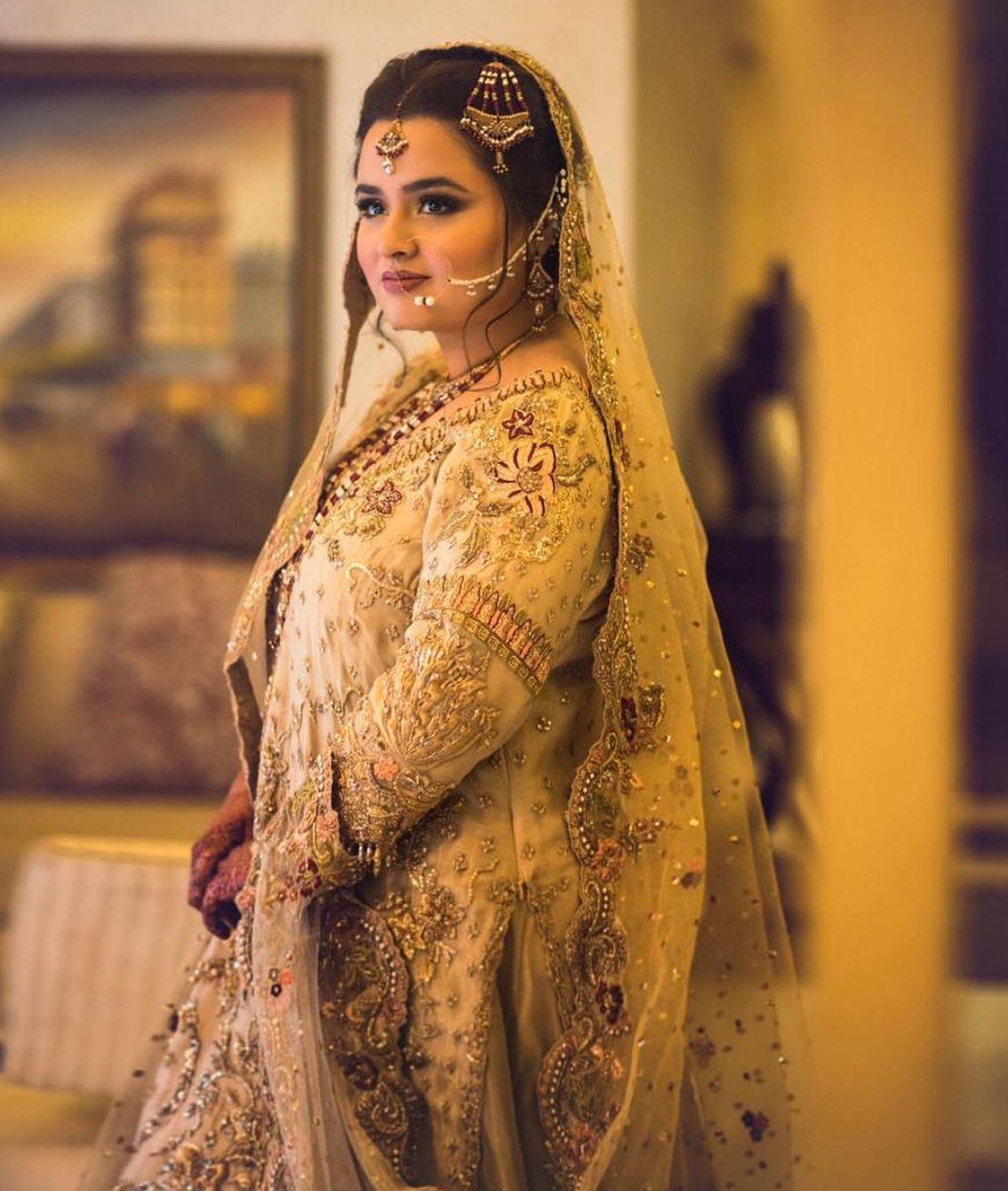 Faiza Saleem's Barat Pictures