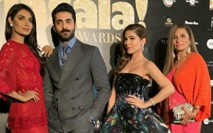 Pakistani Celebs Shine At Masala Awards 2018