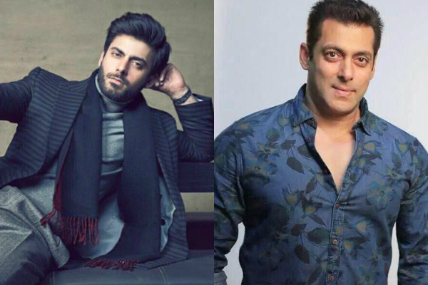 Fawad Khan And Salman Khan To Clash On Box Office