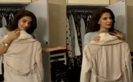 Saba Qamar Shows Her Wardrobe, Bedroom, Shares Personal Details
