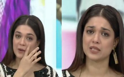 Sanam Jung Gets Emotional On Her Last Show