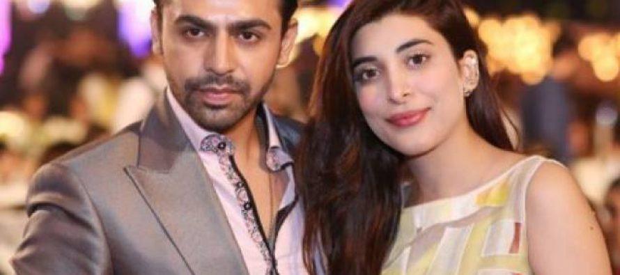Urwa-Farhan Turn Producers With Tich Button