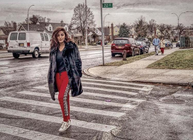 Sanam Chaudhry's Pictures From America