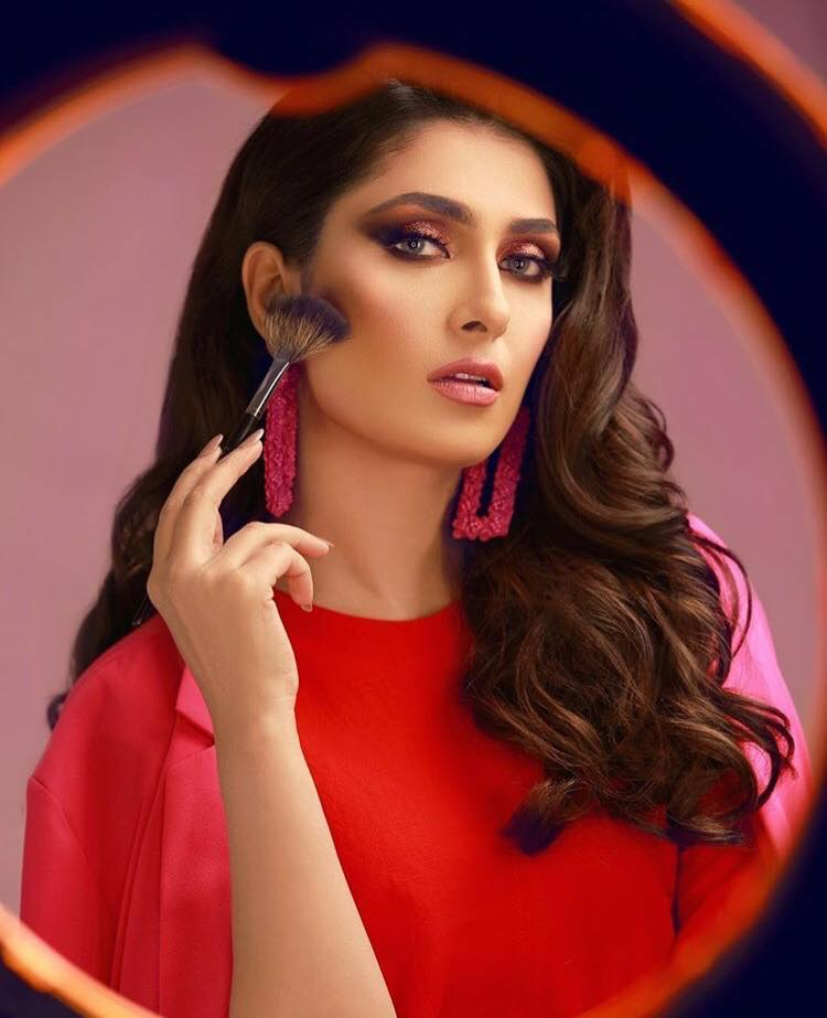 Exclusive Pictures From Ayeza Khan's Latest Photo Shoot