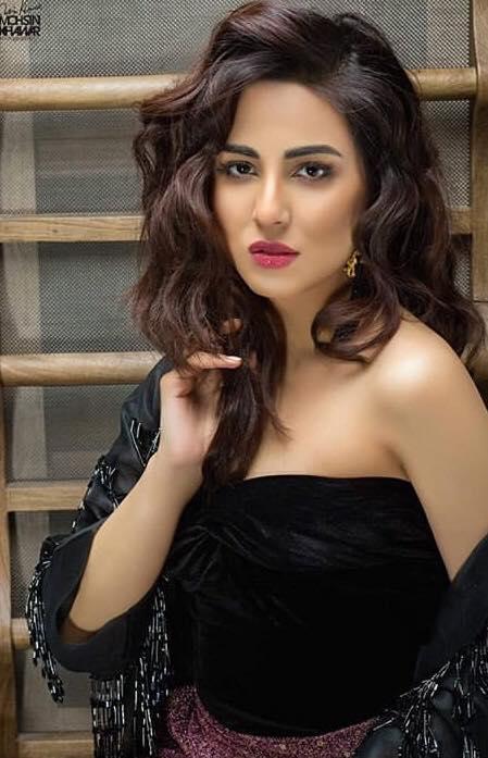 Ushna Shah's Latest Photo Shoot