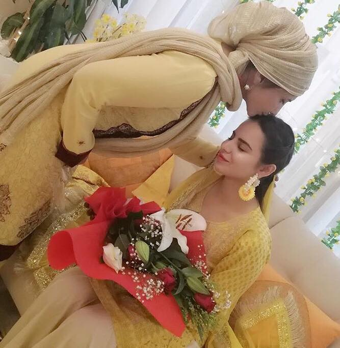 Sarah Sarfraz Wedding Pictures