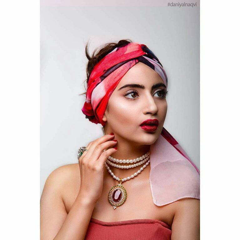 Saboor Ali's Latest Photo Shoot